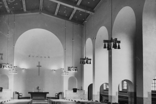 10.3c - Interior new chapel