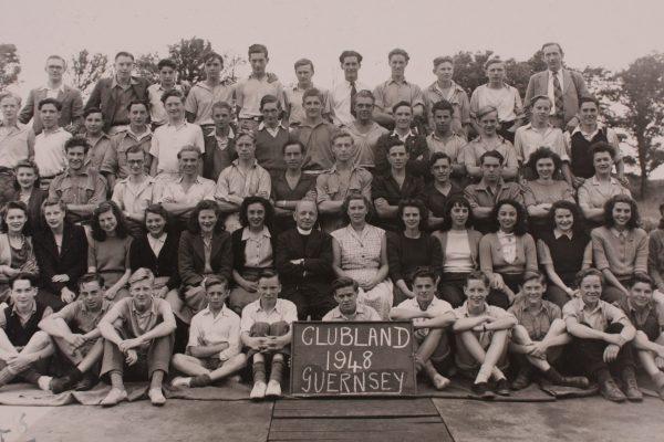 7.5d - 1948 Guensey camp