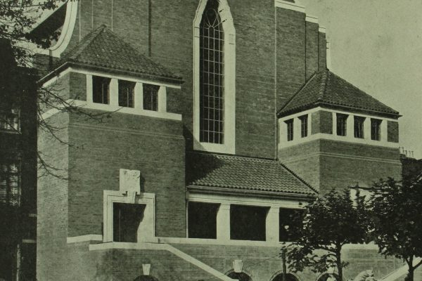 The Fiurst Clubland Church, 1929